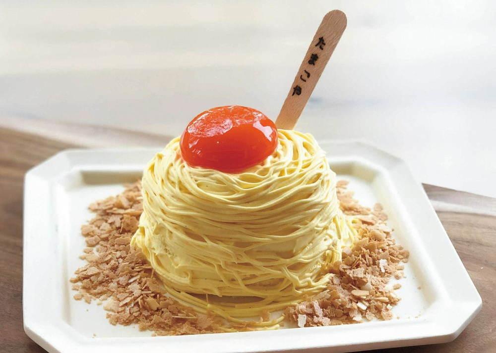 「たまご専門店 TAMAGOYA ベーカリーカフェ」静岡に、卵黄つきパンケーキ&焼き立てパンなど -