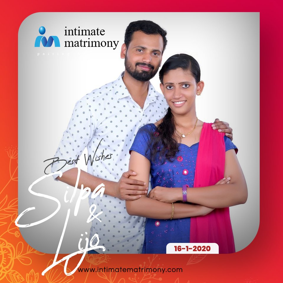 """Best wishes for a fun-filled future together."" #HappyMarriages with Intimate Matrimony Registerhttp://intimatematrimony.com  #intimatewedding #intimatematrimony #intimatecouples #happywedding #couplegoals #weddingwithintimate #keralamatrimonial #keralawedding #christianmatrimonypic.twitter.com/bQh3CuIfFa"