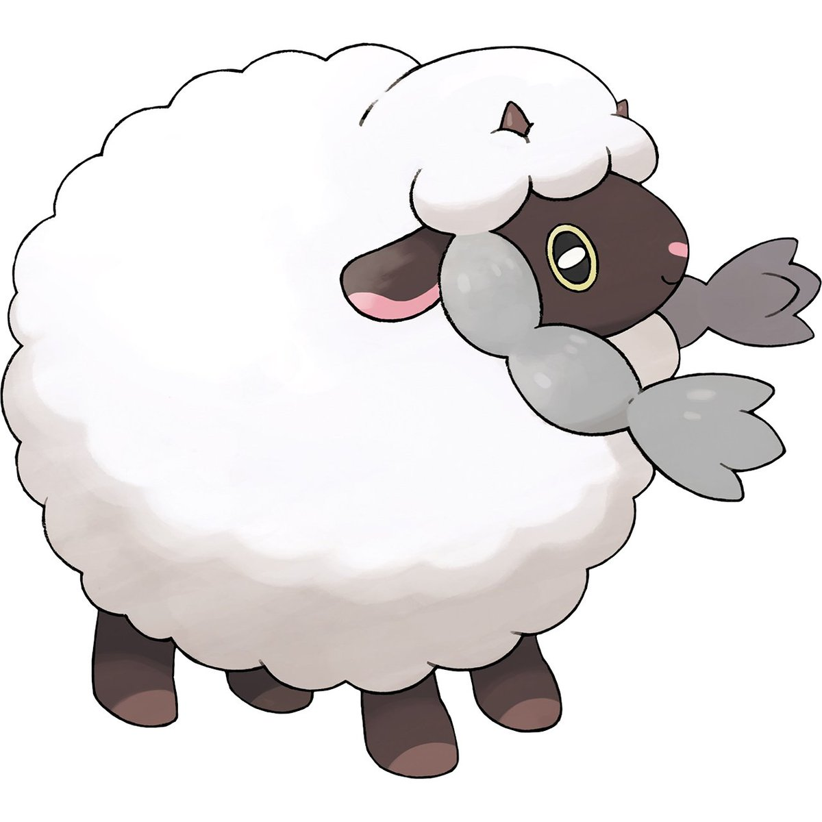 man I know that Gallade is my absolute favorite Pokemon ever but like. they have never and they never will make a single Pokemon as perfect as Wooloo pic.twitter.com/udJySGR3c2