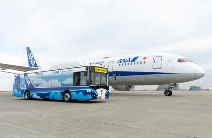 【プレスリリース】羽田空港において大型自動運転バス実用化に向けた実証実験を実施