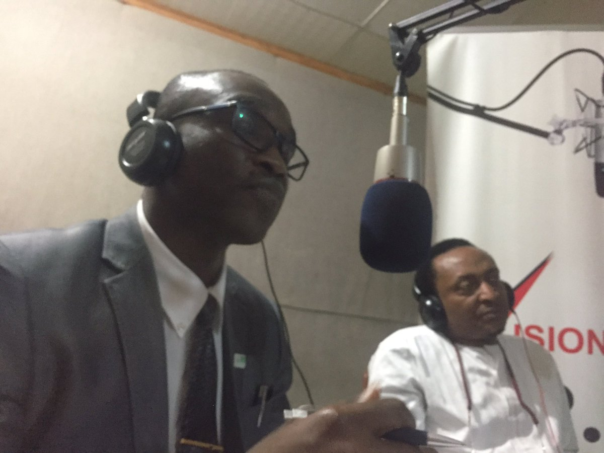 'We also have a public health laboratory and a skilled workforce force trained to manage highly pathogenic infectious diseases like the #Coronavirus'  @OlaoluAderinola on @VisionFM discussing of the topic: 'Does the new Chinese virus pose any threat to #Nigeria'
