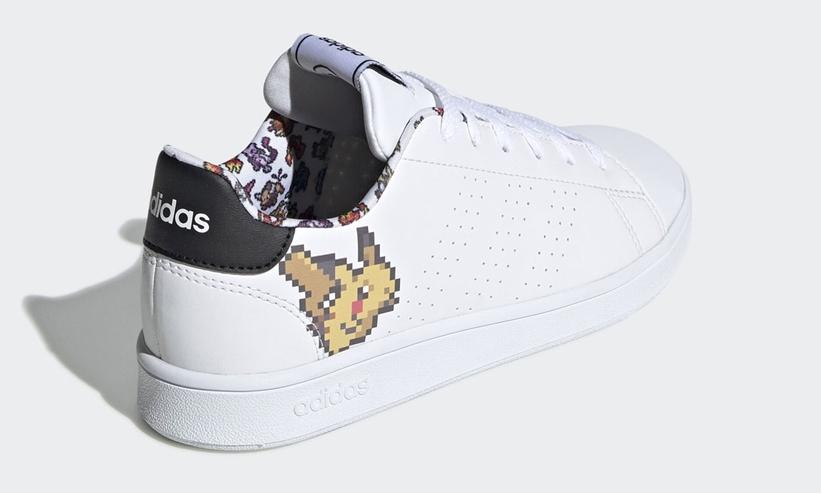 "Pokemon x adidas Advantage ""Pikachu"""