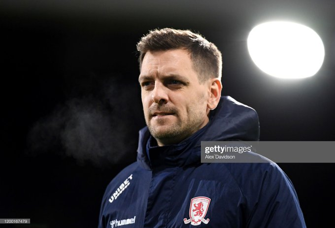 Happy birthday to Boro head coach Jonathan Woodgate! ( via Getty Images)