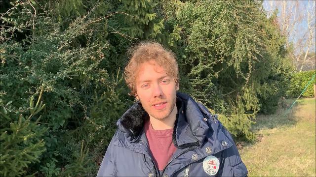 Volontariato veneto, Christian sogna un bosco per ...