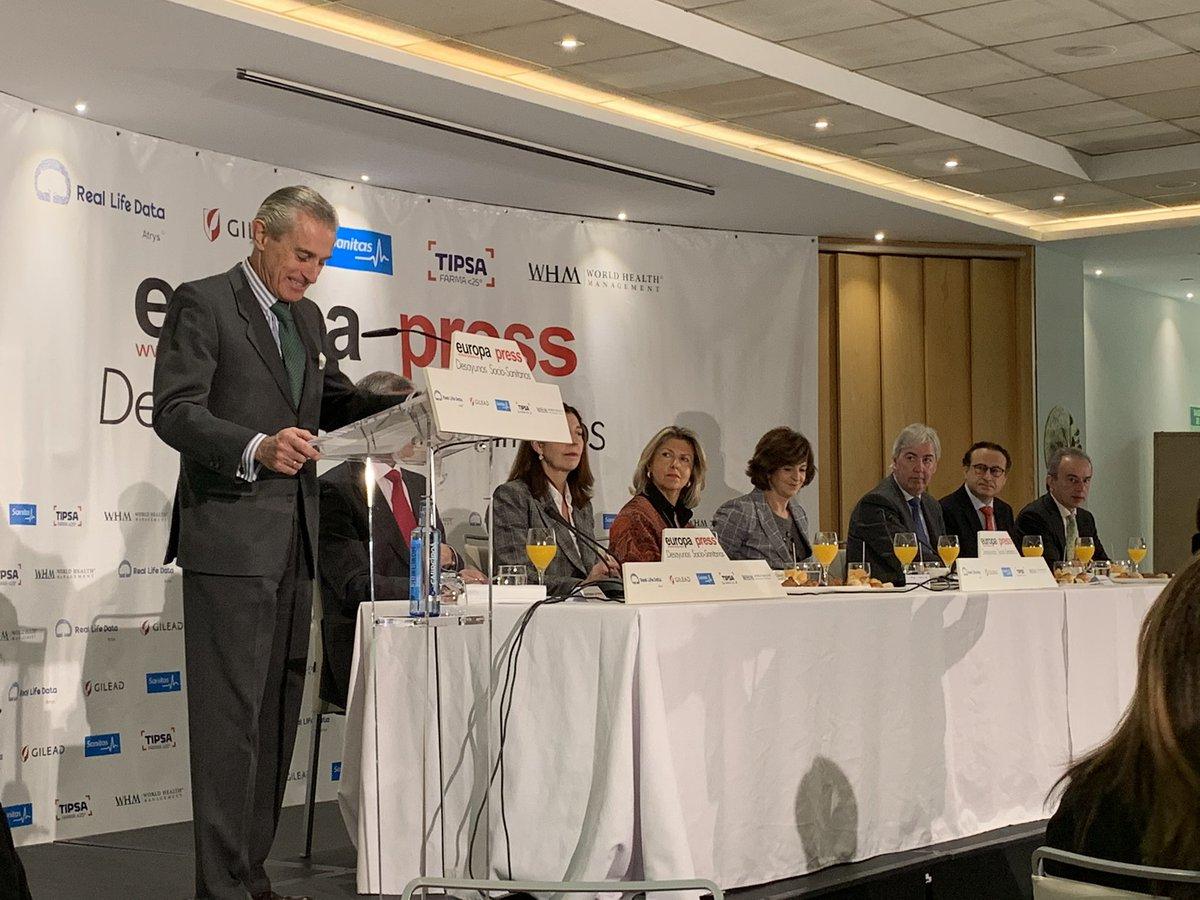 test Twitter Media - Comenzamos la jornada con el desayuno de @europapress y la intervención de la Consejera de Salud del Gobierno Vasco @AESTE_oficial https://t.co/nVekRGySob