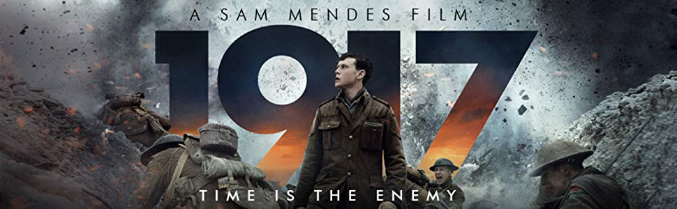 Watched 1917 last night. What a film. It's impossible to fully appreciate what soldiers went through but stunning cinematography by Sam Mendes and a brilliant cast help to bring home the horror. #neverforget