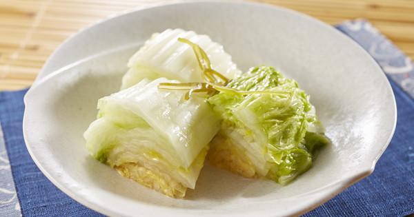 少量&手抜きの「白菜漬け」でほかほか白ごはんが止まらない【至福の「ごはんのおとも」レシピvol.11】:…