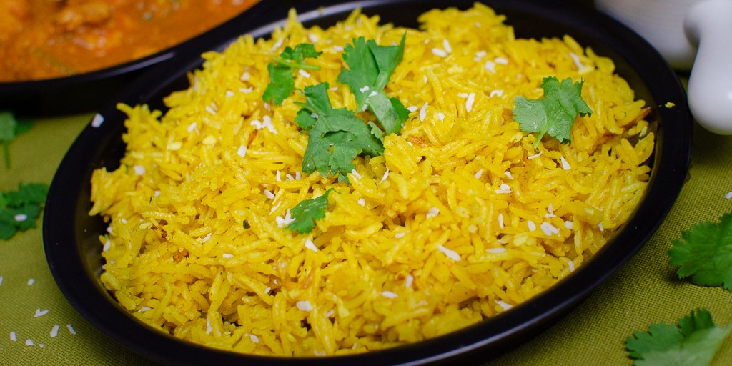 Coconut Pilau Rice is the ultimate side dish to so many meals.🍚 Try this out with our Basa Fish Curry recipe😋 https://flawlessfood.co.uk/coconut-pilau-rice/… #flawlessfood #recipe #foodies #food #rice #coconut #foodlover #foodie #foodblog #tasty #Curry