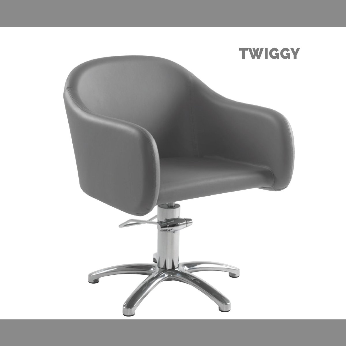Fresh and iconic, a unique look and a strong personality. #Twiggy is #Maletti's elegant styling chair.  Discover the PROMO > http://www.maletti.it/it/promo  #Malettigroup #madam #professionalfurnishing #hairsalon pic.twitter.com/VhKw17QfrQ