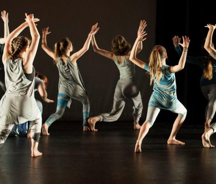 Adult modern dance denver