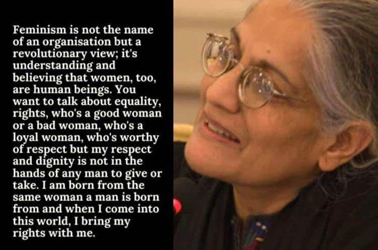 For everyone who's still confused about Feminism. #TahiraAbdullah #Feminism #EqualityForAll <br>http://pic.twitter.com/lg5JOT8RYz