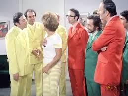 Ο Μαρινάκης έφτασε στη συνάντηση με κόκκινη γραβάτα. Ο Αλαφούζος με πράσινη. Ο Μελισσανίδης με μαύρη. #big_4 #uefa #ΕΠΟ