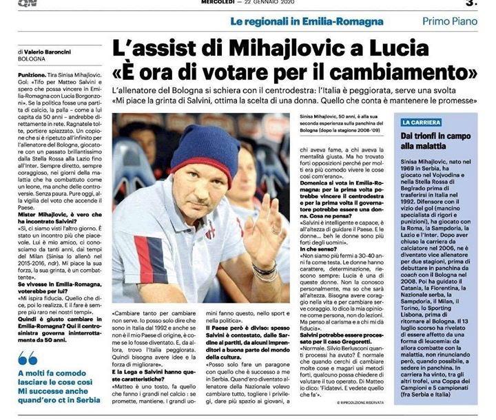 #Mihajlovic