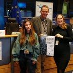 Image for the Tweet beginning: Voorbereidingen voor #visserij en #windopzee