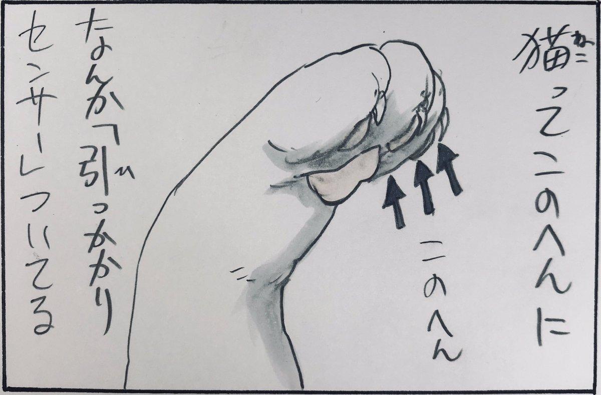 『引っかかりセンサー』