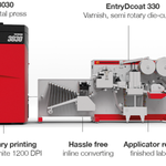 Image for the Tweet beginning: Meet the Xeikon Label Discovery