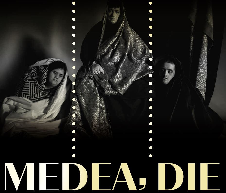 MEDEA, DIE - Premiere am 15.2.2020 um 20.00 Uhr im Fabriktheater der Roten Fabrik. Der Countdown läuft. #premiere #theaterhora #medea #medeadie #theater @fabriktheater #probenzeit #countdown (Foto: #maxischmitz )pic.twitter.com/6cqOL4NDe5