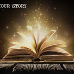 Image for the Tweet beginning: Let's talk about #storytelling in