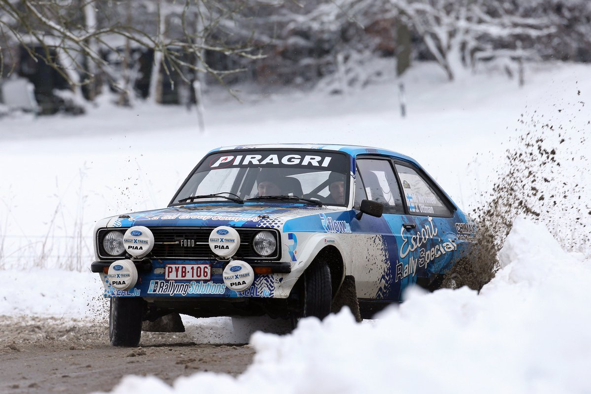 Super happy to be at the start of the @LegendBouclesde again next February! We had so much fun last year! Of course I will be driving a Ford Mk2 👌🏼  #LegendBoucles https://t.co/WaXVatTJpl