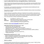 Image for the Tweet beginning: Lapin #kuljetushankinnat ja #energiatehokkuus hankinnoissa