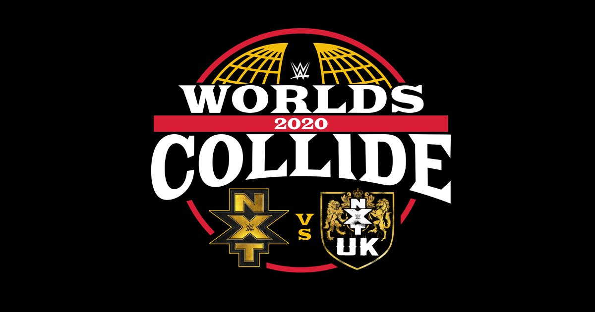 So I Am Checking The Order For The Podcast Saturday To Only Remember That There's No Takeover But We Have World's Collide Which Is Like A Takeover And Now I'm More Hype After Seeing The Card 😮😎#worldscollide #NXTUKTakeOver #WWENXT #WWENetwork #RoyalRumble #WWE