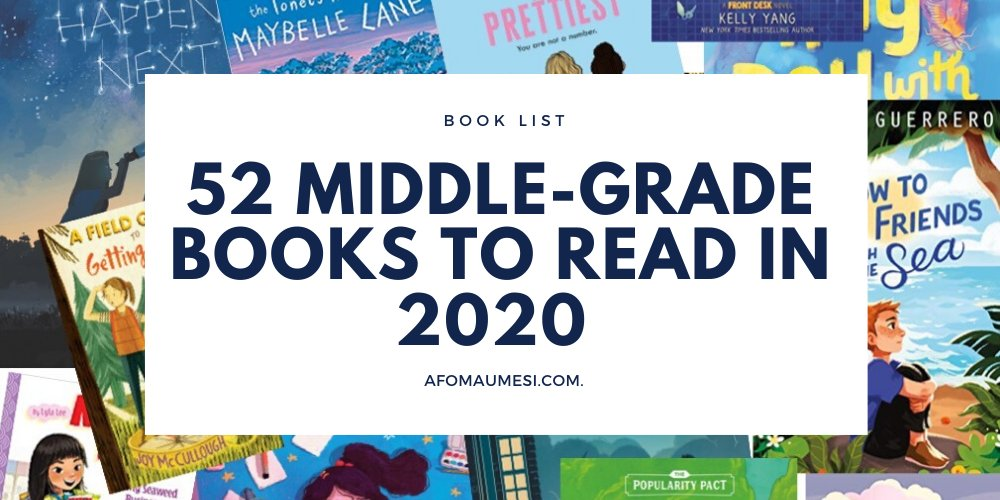 RT <a target='_blank' href='http://twitter.com/AfomaUmesi'>@AfomaUmesi</a>: 52 Middle-Grade and Chapter Books to Read in2020 <a target='_blank' href='https://t.co/PtH1UpTDdi'>https://t.co/PtH1UpTDdi</a> <a target='_blank' href='https://t.co/Jr75zmxUMI'>https://t.co/Jr75zmxUMI</a>