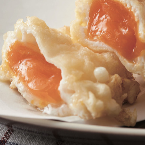 1/23は天ぷらの日🍤■もっちりクリーミー食感♪プロ級のウマさ「卵天ぷら」が簡単におうちで作れた!■おうちでも作れる!サクサク天ぷらの揚げ方■磯の香りふんわり♪「のりまき天ぷら」がお弁当におすすめ