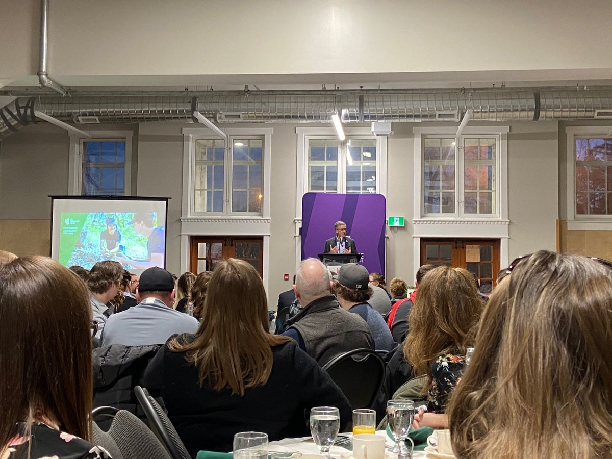 test Twitter Media - Honourable Blaine Pedersen, Minister of Agriculture & Resource Development at the sold out ACC Ag Partnership Breakfast. Thanks to the sponsors and students. With @MinEichler @LenIsleifson @LarryMaguireMP. https://t.co/4YHTXFSloX