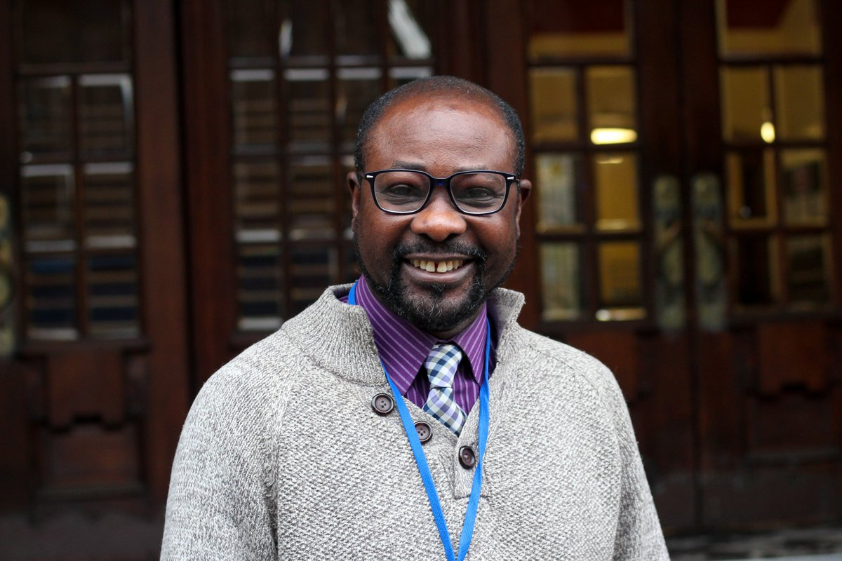 """""""I'm an older student, and I thought I was finished with education, but Abertay has changed the path I'm taking."""" Johnny Addai-Peprah (3rd Year Business & Management student)  For more information about studying #BusinessManagement at Abertay visit: https://www.abertay.ac.uk/course-search/undergraduate/business-management/…pic.twitter.com/QPWSz6DVyY"""