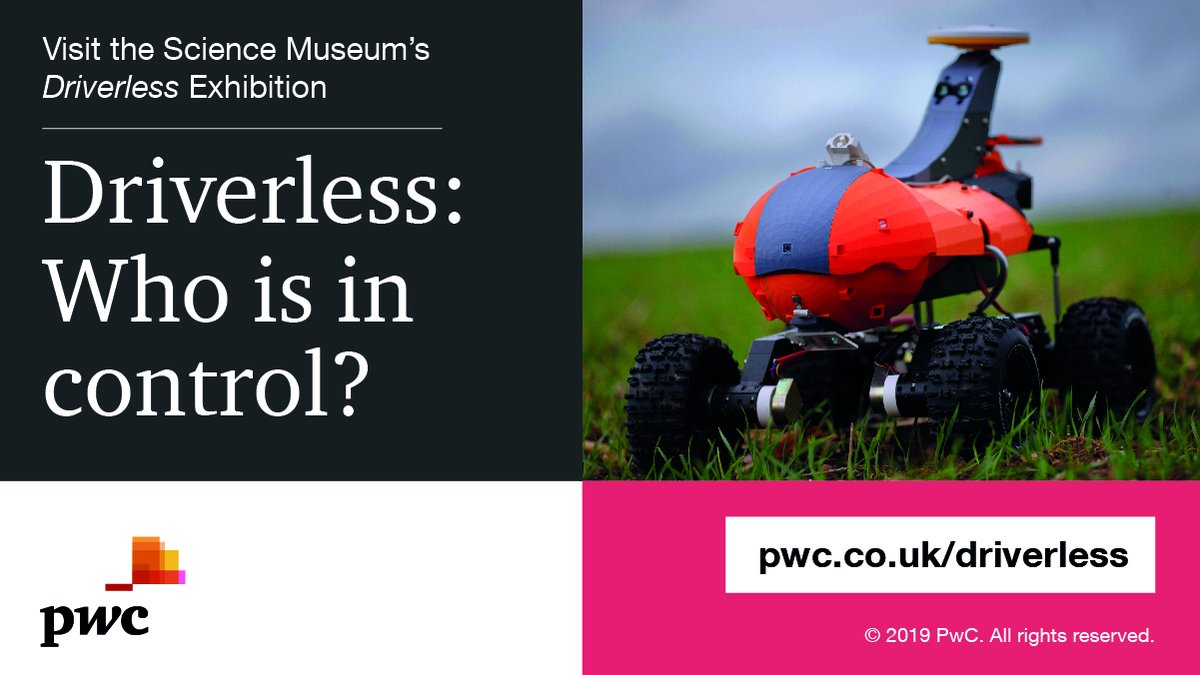 test Twitter Media - How close are we to living in a world driven by machines? Visit the @sciencemuseum's #Driverless exhibition to explore the impact of #AutonomousVehicles & #ArtificialIntelligence on our daily lives: https://t.co/WiclkLUCyF https://t.co/1mwcJx5W8z