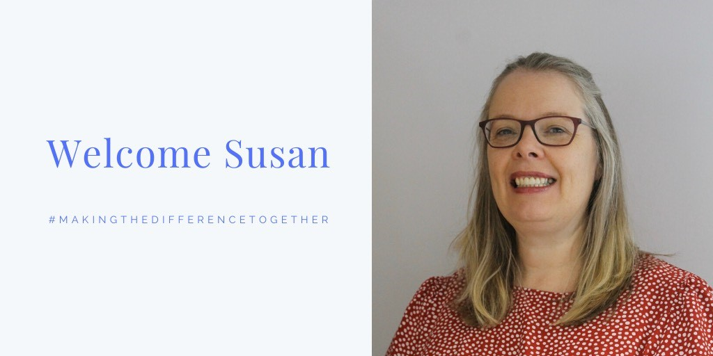 Welcome @Susan_Quilts who joins the Trust as Governance and Policy Lead; we are delighted you are part of our team #makingthedifferencetogether https://t.co/i5vifwJuHj