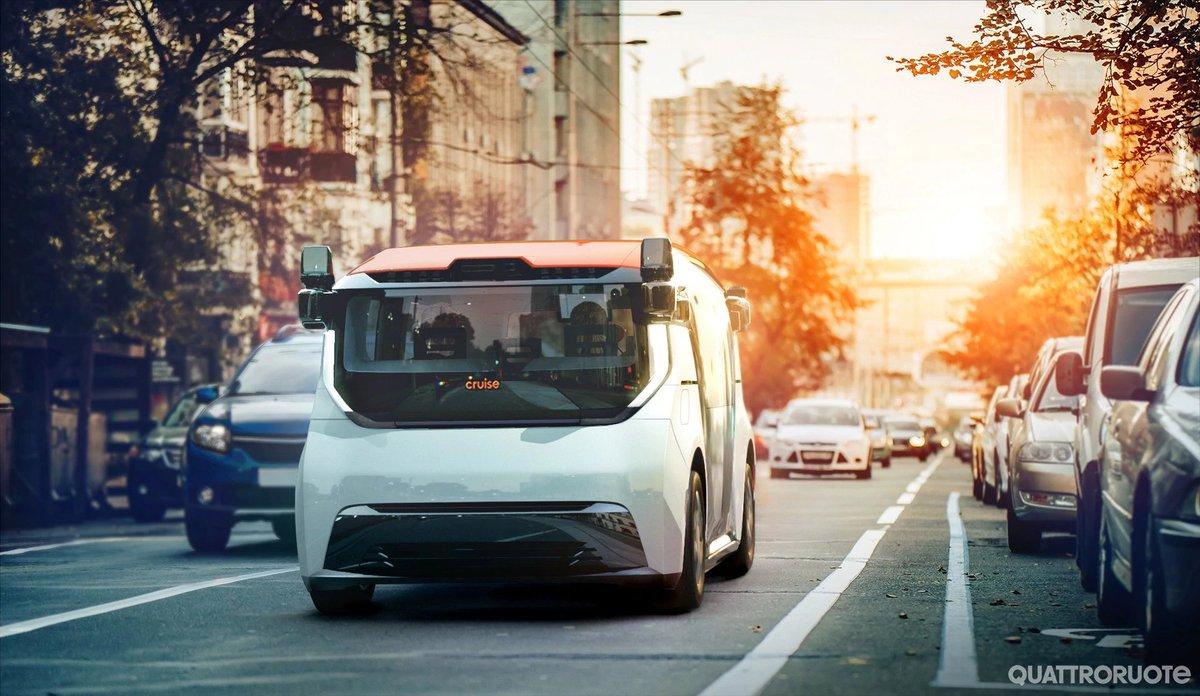 test Twitter Media - Cruise Origin Svelato lo shuttle a #guidaautonoma per il ride sharing  https://t.co/azqwPsmpm9 #selfdrivingcars #ai #iot #5g #autonomousvehicles #selfdriving #autonomous #robotics #tech#driverless #driverlesscars #startups #smartcity #startup #robot #robots #deeplearning #travel https://t.co/YCNQM5xPbc