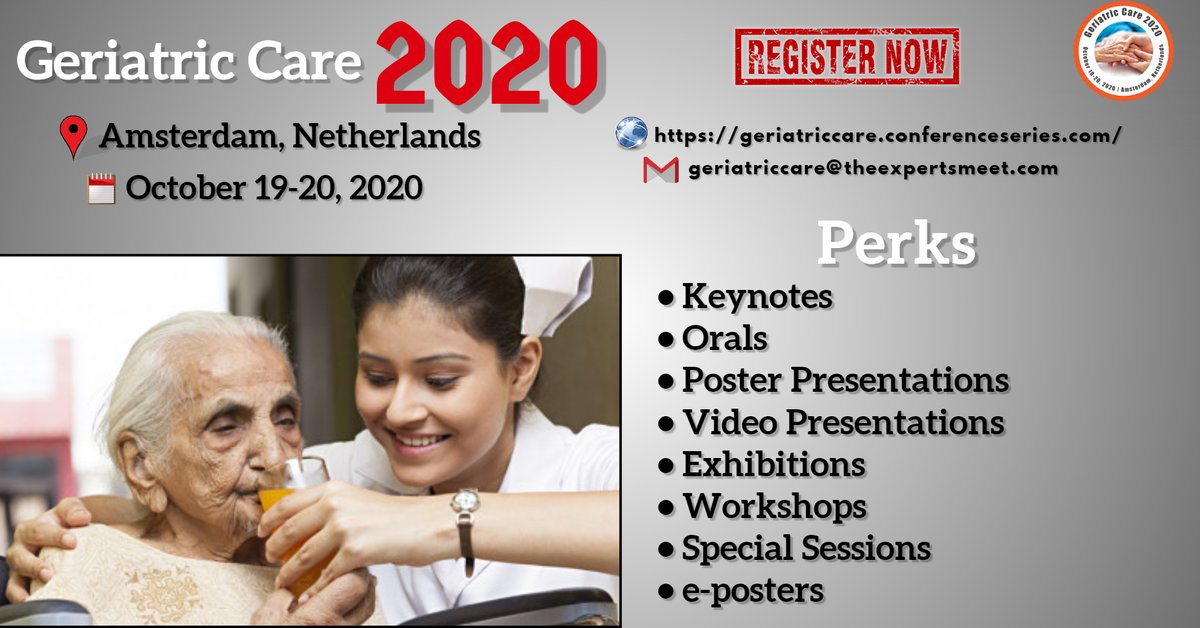 """""""Insomnia Tied to Higher Risk of Heart Disease and Stroke"""" Discuss how insomnia leads to heart stroke in the #InternationalConference on #Geriatric Care which has been scheduled at #Amsterdam, Netherlands during October 19-20, 2020.  Mailu us at geriatriccare@theexpertsmeet.compic.twitter.com/Pbj8cEgAuC"""