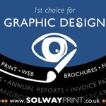 Image for the Tweet beginning: We design and print from