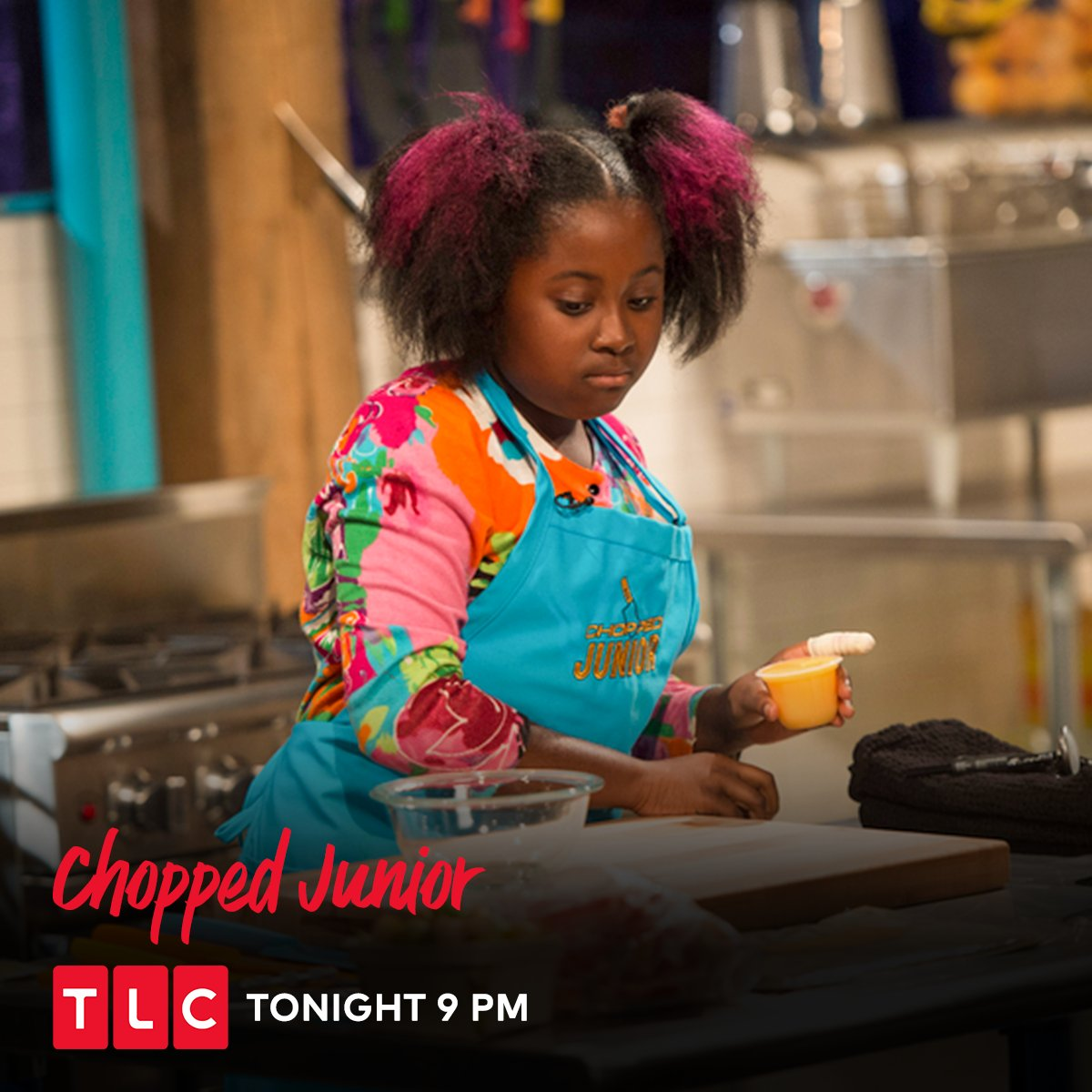It's time to get grillin'! The young chefs are tasked to make the best dishes they possibly can using nothing but a grill. Don't miss #ChoppedJunior, tonight at 9 PM, only on TLC.   #TLC #TLCIndia #food #foodlove #chefs #kids #kidchefs #foodies<br>http://pic.twitter.com/Q0KSqSEWdM