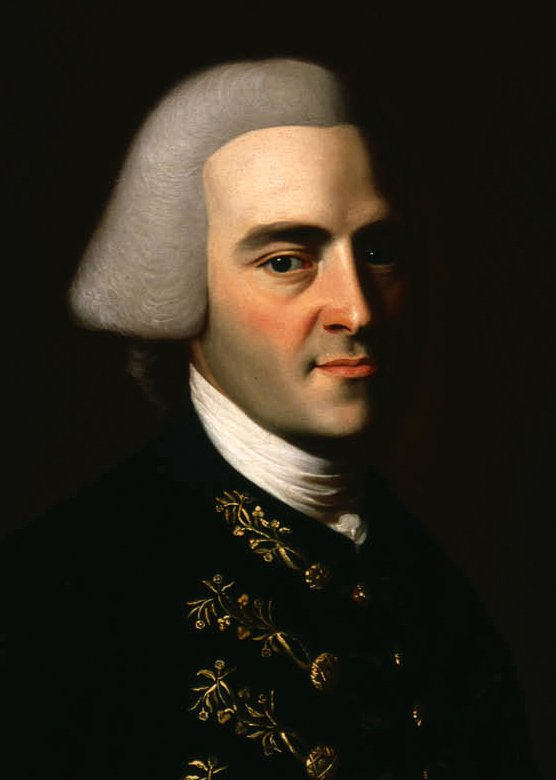John Hancock was born on this date January 23 in 1737. Painting by John Singleton Copley. #OTD pic.twitter.com/6uaxArhRD2