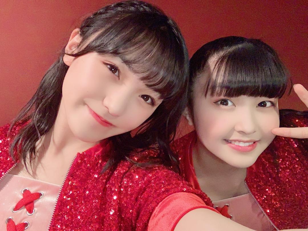 【Blog更新】 たのぴいライブだったねえ:清野桃々姫: やっほー!今日は「GIRLS…  #雨ノ森川海 #RFRO #BEYOOOOONDS