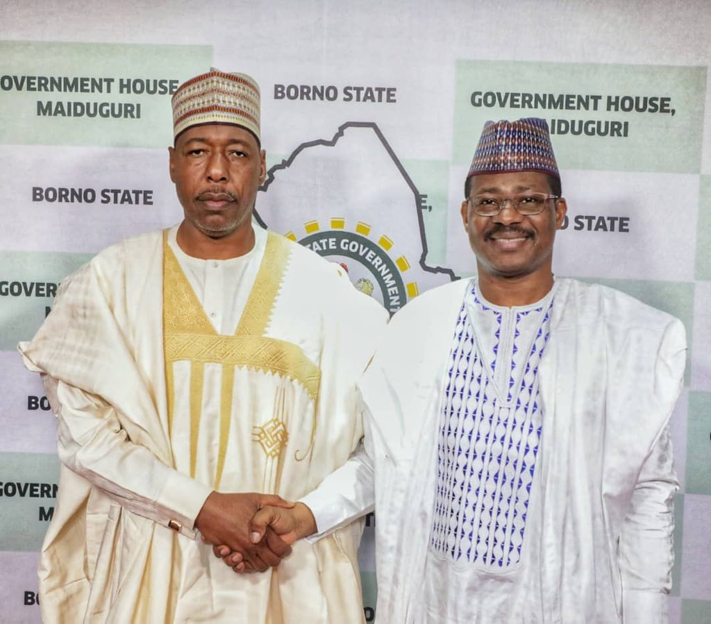 Great engagements with the Governor of Borno State Prof. Babagana U. Zulum. We are making progress towards making sure all children receive life saving vaccines, eradicate polio and revitalize PHC. The journey to a polio-free Nigeria is well and truly unwavering.