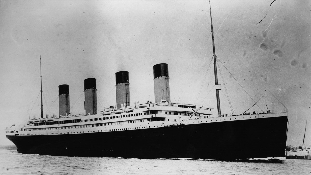Titanic wreckage now protected under U.S.-U.K. deal that was nearly sunk dlvr.it/RNX16F