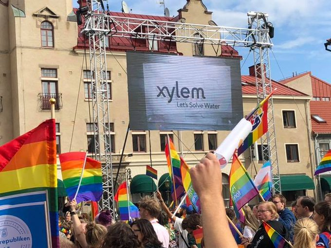 Actions speak louder than words #CEI2020 @HRC @XylemInc supports Corporate Equality #letssolvewater Learn about our 100% rating here https://t.co/KpKs...