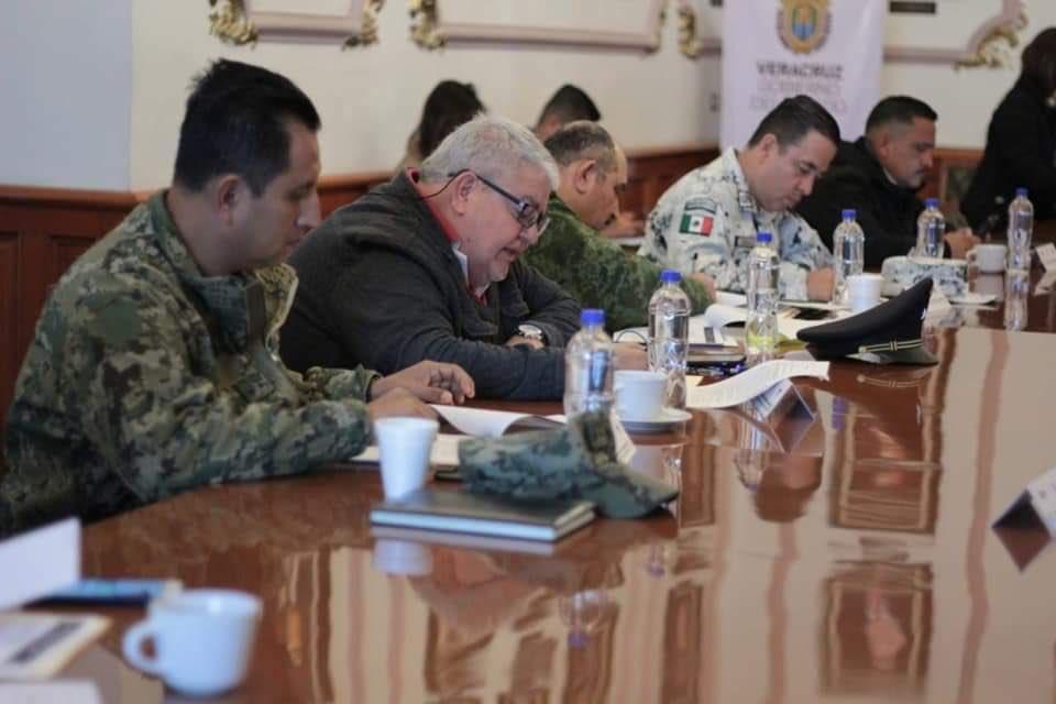Empresarios se reúnen con Gabinete de Seguridad, piden más acciones coordinadas