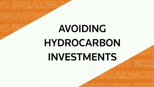 From @Breakingviews: Predictions 2020 panel on hydrocarbon investments #BVPredicts