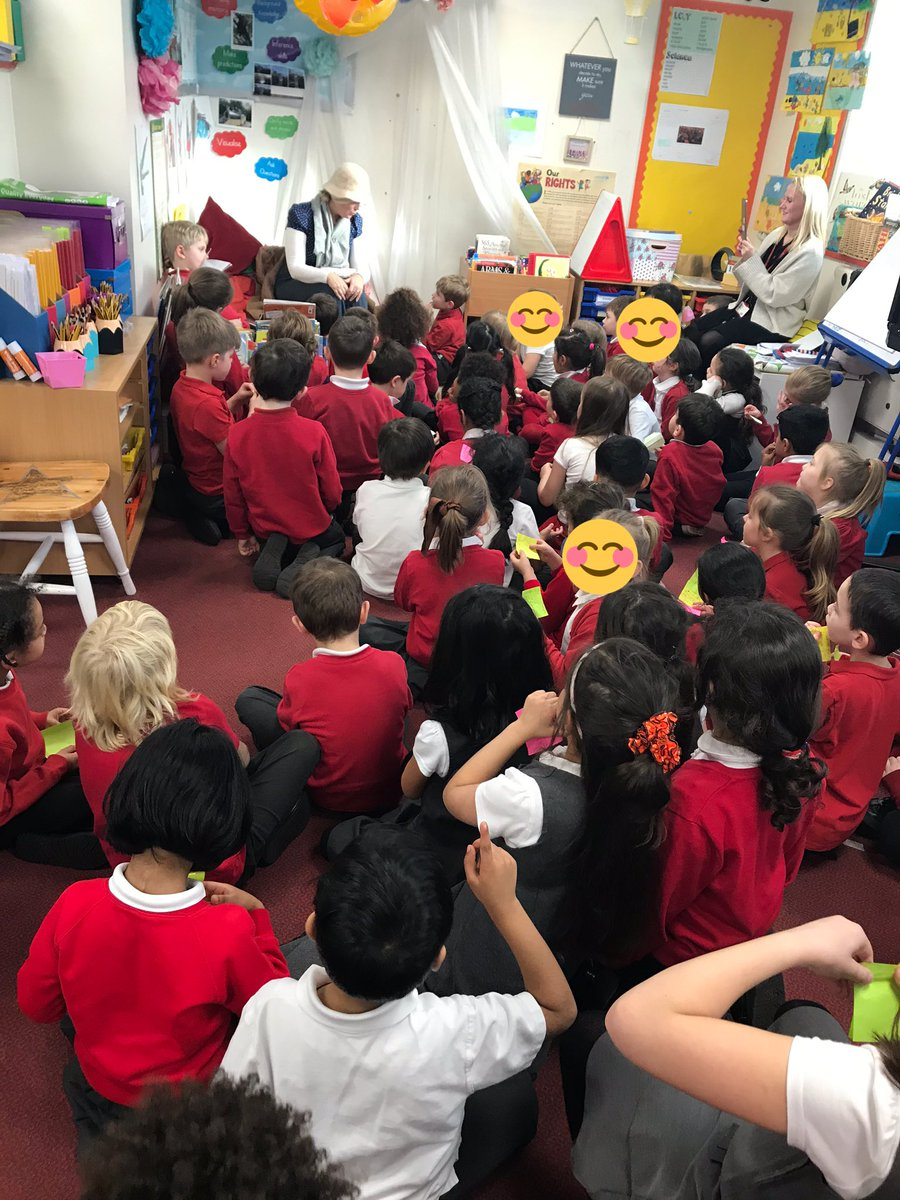 We heard that Grandma loved it! ❤️She loved the curiosity of the children and their thoughtful questions. Thanks for inviting her in!  Speak to Grandma yourself about starting your #PGCE and #teachertraining on 01162543187.