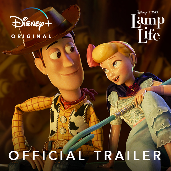 Expect an unexpected journey. Lamp Life, an Original Short, starts streaming Jan. 31 only on #DisneyPlus.