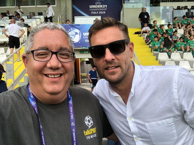 Happy 40th Birthday manager Jonathan Woodgate hope you had a great day my friend