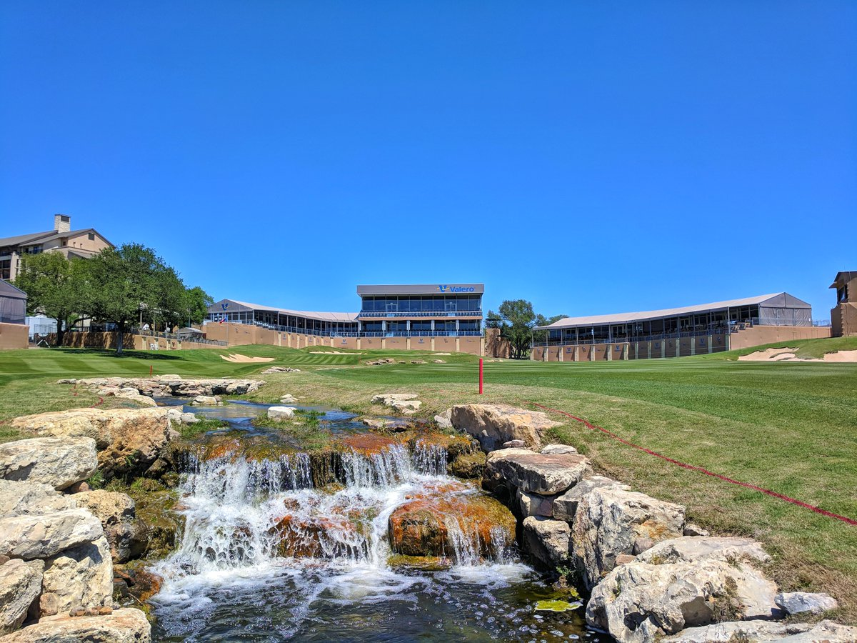 Happy 10th Anniversary to the beautiful, TPC San Antonio