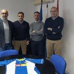 Image for the Tweet beginning: Hoy hemos mantenido varias reuniones