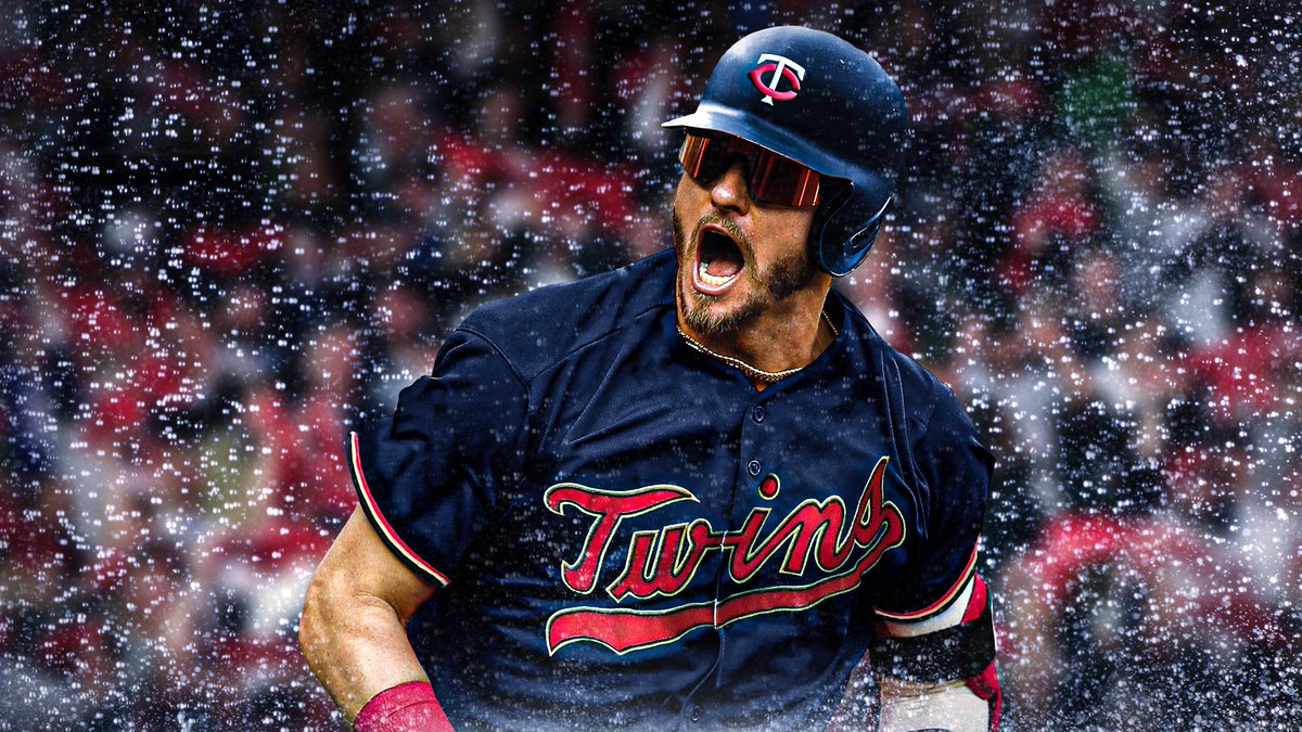 Minnesota, rain is in the forecast.  Josh Donaldson is officially a member of the Twins.