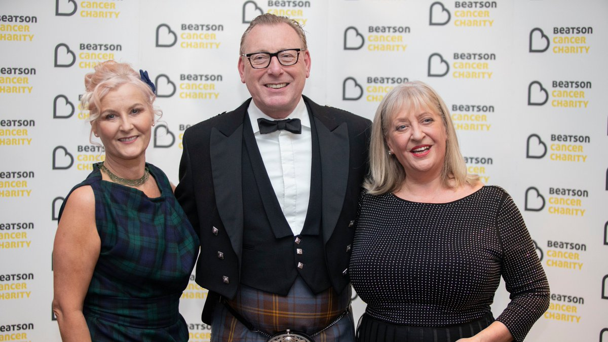 A huge thank you to everyone who made our Bard & His Belles Burns Supper 2020 a success - raising a phenomenal £50,487.38 for Beatson Cancer Charity!💛  📸Photos now on Facebook!   #beatsonburns @AutoRek @slatermenswear @TerryNeason @AlisonWalker_tv @wellplaidband @tamthepiper