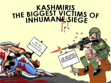 #171DaysOfKashmirSiege  No internet and communication facilities to be allowed in Kashmir. No social media or peer to peer communication. This is in total breach with international law and ethics. Still world silence on this issue pic.twitter.com/GtGQNq2IHP
